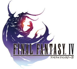 Final Fantasy IV DS version logo